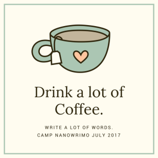 Drink a lot of Coffee.